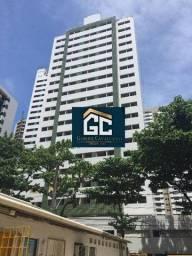 Apartamento para aluguel com 30 metros quadrados com 1 quarto em Boa Viagem - Recife - PE