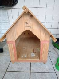Casa de cachorro nova