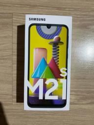 Samsung M21s preto 64gb novo, sem uso lacrado !!!!