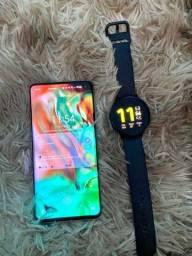 Samsung Galaxy s10 (128gb) + Galaxy Watch active 2