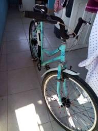 V/T bicicleta
