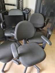 Título do anúncio: Cadeiras escritório Tocco com regulagem