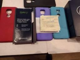 Moto G9 Play 64GB NOVO!
