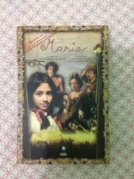 Título do anúncio: (Aceito cartão) Livro Hoje é dia de Maria (Roteiros da 1ª e 2ª jornadas)
