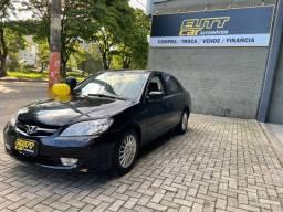 Título do anúncio: Honda Civic Sedan EX 1.7 16V Gasolina Automático 2006/2006
