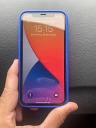Título do anúncio: iPhone 11 64 gb branco 1 mês de uso