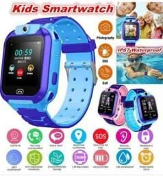 Relógio GPS infantil, prova dágua original