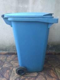 Container de lixo 240 litros