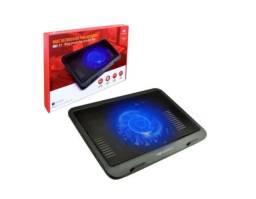 Base P/ Refrigerar Notebook E Vídeo Game Silenciosa Com Led