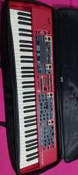 Título do anúncio: Vendo nord stage 2 sw73 teclado zero