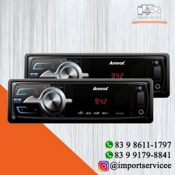 Radio Automotivo Amvox ACR 1000