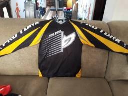 Camisa motocross  pro tork