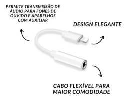 Adaptador De Fone iPhone P2 Não Precisa Conectar Bluetooth