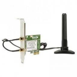 Título do anúncio: Placa de Rede Wireless HP original FH971AA c/ antena