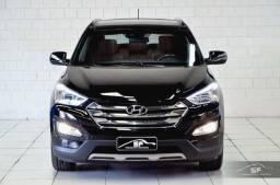 Hyundai Santa Fé Blindada e 7 lugares.