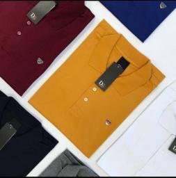 Camisa Polo de qualidade, Também tem kit