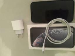 Vendo iphone xr preto