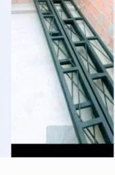 Treliças de 2 metros