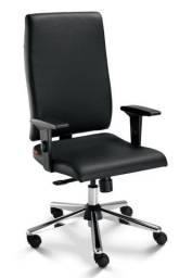 Cadeira Cavaletti Presidente Linha Slim 18001