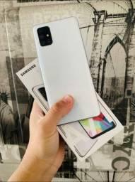 Título do anúncio: Troco Samsung A71 128g
