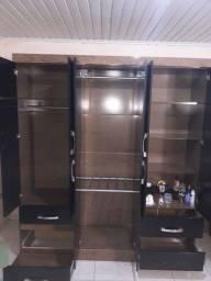 Vendo Guarda roupa Casal 6 portas USADO