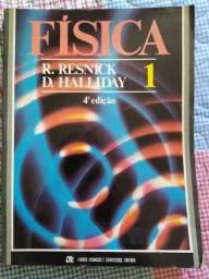Livro Física 1 Halliday