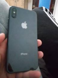 Título do anúncio: IPhone X 256g