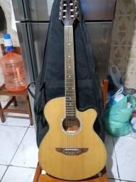 Vendo violão acústico
