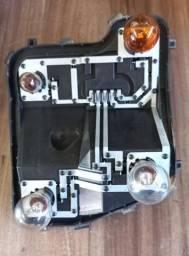Circuito da lanterna traseira L/D Linea