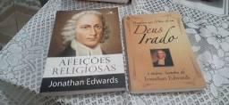 Livros do Puritano Jonathan Edwards 50$