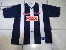 Camisa do Club de Fútbol Monterrey (México)