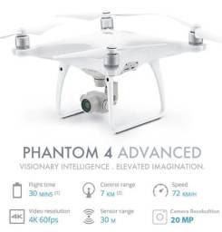 Drone Phantom  4 advanced novo
