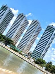 CK- apartamento 3 quartos na beira-mar do Janga!