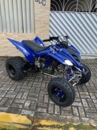 Quadriciclo raptor 350