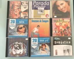 COLEÇÃO CDS MÚSICA BRASILEIRA