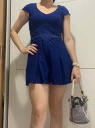 Macacão Azul Danashe