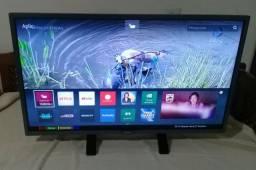 Título do anúncio: Vendo smart tv PHILIPS 32' com Wifi integrado