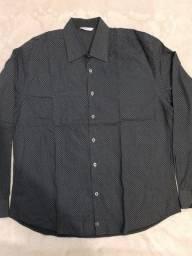 Camisa masculina tamanho 6 usada ( não entrego)