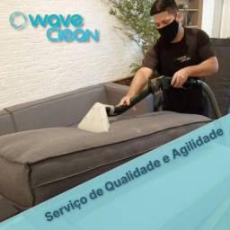 Título do anúncio: serviço de limpeza e impermeabilização de estofados