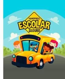 Título do anúncio: Transporte escolar