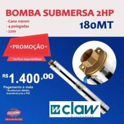 Título do anúncio: Bomba d?agua submersa de (4) polegadas, 2HP, 220v