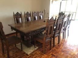 Móveis Sala de Jantar Estilo Colonial