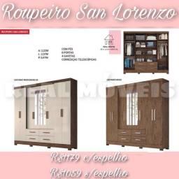 Guarda roupa SAN Lorenzo guarda roupa SAN Lorenzo -9199493