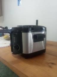 Fritadeira elétrica fry inox malory , usada 3x