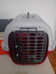 Caixa de transporte de cachorro
