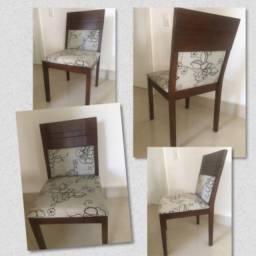 Jogo 4 Cadeiras de jantar