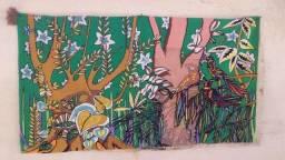 Decoração: tapeçaria Floresta Amazônica (cod.5836)