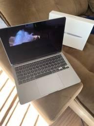 Vendo Macbook air 256gb 2020 caiu café