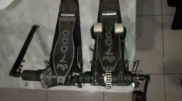 Pedal Duplo Dw 7000 - Corrente Dupla - Troco por Mixer/CDJ