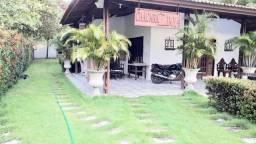 Chácara no Novo Iguape. 3 quartos sendo 2 suítes, piscina com Hidromassagem, mobiliada